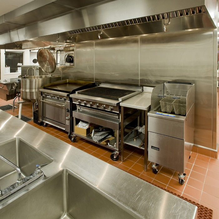 Industrial Kitchen Equipment Malaysia: Kitchen Exhaust System Specialist Malaysia