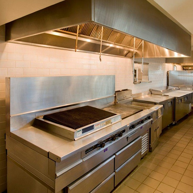 Commercial Kitchen Hood Malaysia